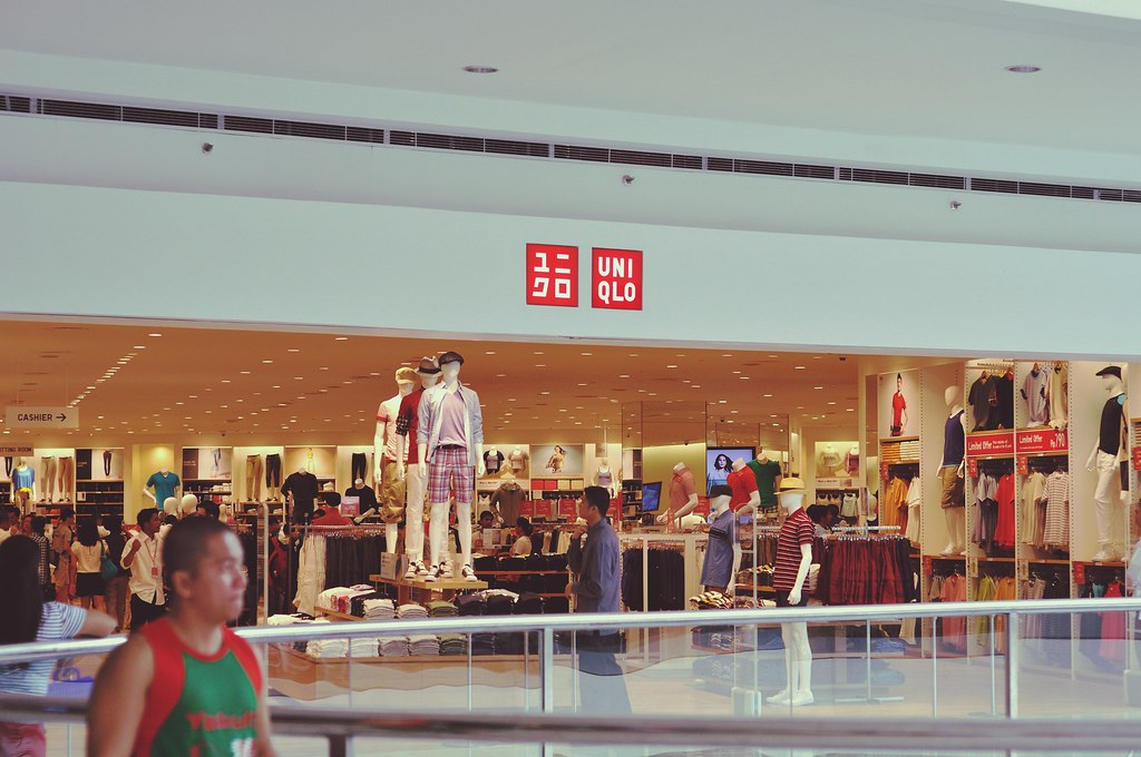 UNIQLO in MNL