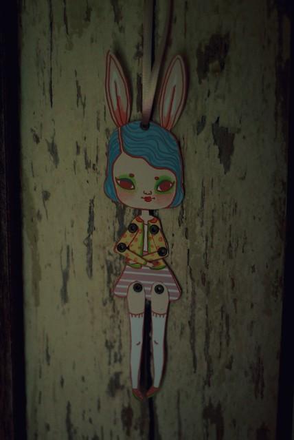 Mel Stringer Paper Doll