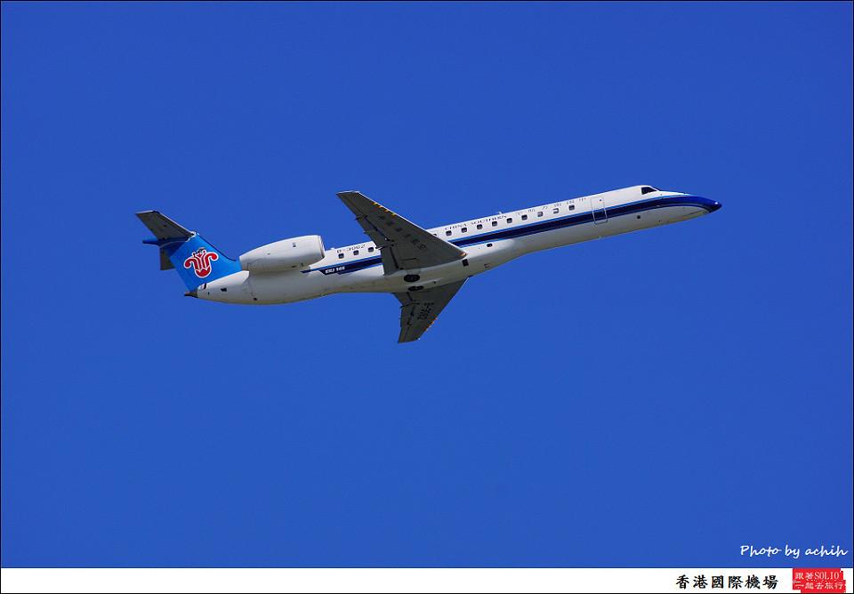 China Southern Airlines / B-3062 / Hong Kong International Airport