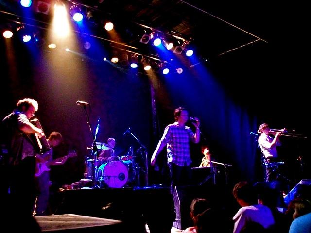 Beirut concert in Toronto