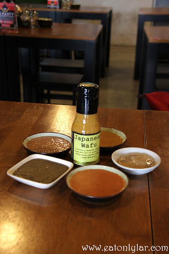 Variety of Sauces, Ikuzo Ramen