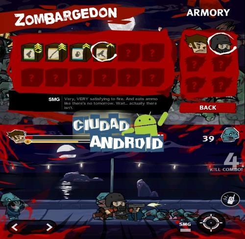 Zombie Zombargedon
