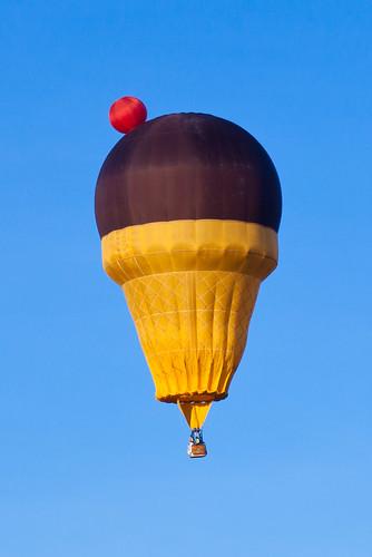 美國.冰淇淋造型熱氣球