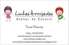 Novo cartão de apresentação by ♥Linhas Arrojadas Atelier de costura♥Sonyaxana