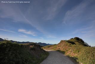 Good Morning Hehuan Main Peak (3417M), Nantou county │ July 14, 2012