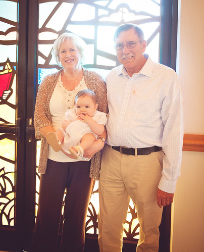 Clara and grandparents
