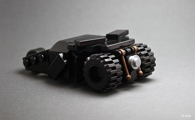 Lego Batman Mini Tumbler Cloud Cuckoo