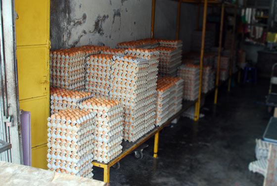 Eggs, Penang