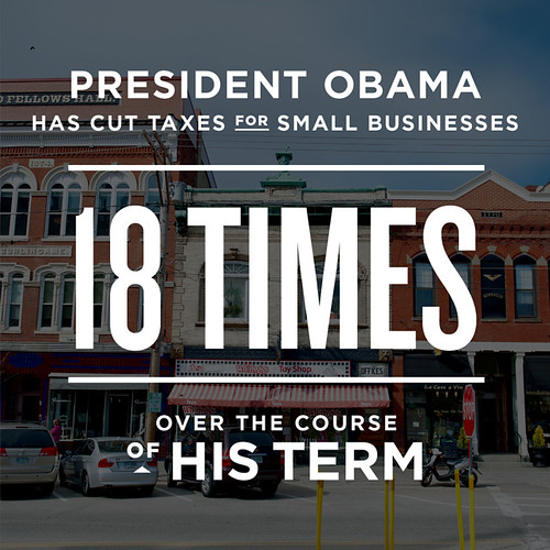 18 tax cuts for small businesses in the first term