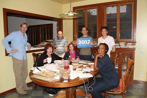 Silver Lake team phonebank
