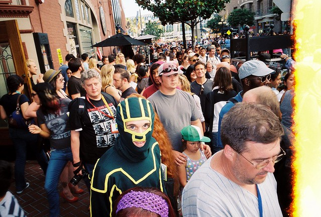 Comic Con 2012