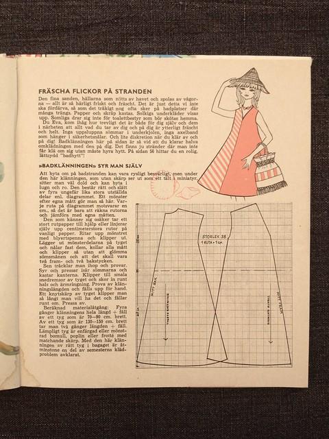 Evas kalender juli 1963