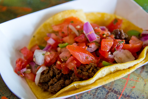 Ground Beef Taco by Pgh Taco Truck