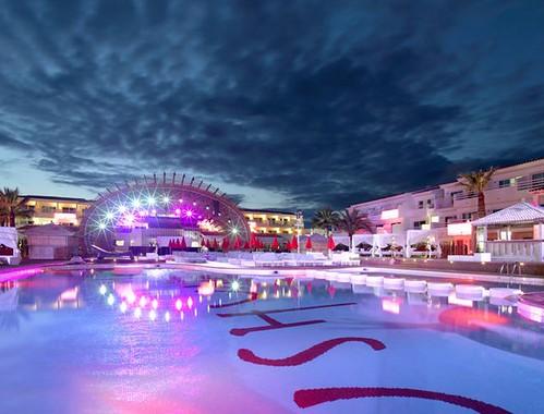 Ushuaia Ibiza beach hotelphoto by Elle team UK
