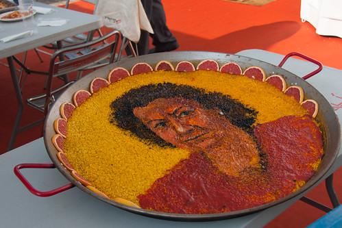 Paella competition in Valencia