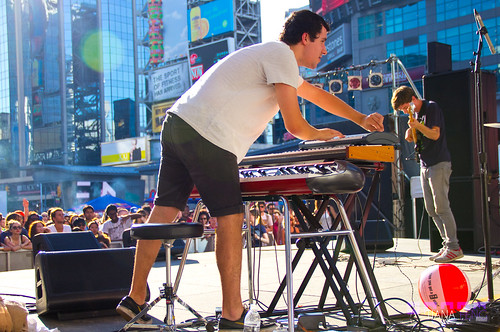 BADBADNOTGOOD @ Mad Decent Block Party- Toronto 2012