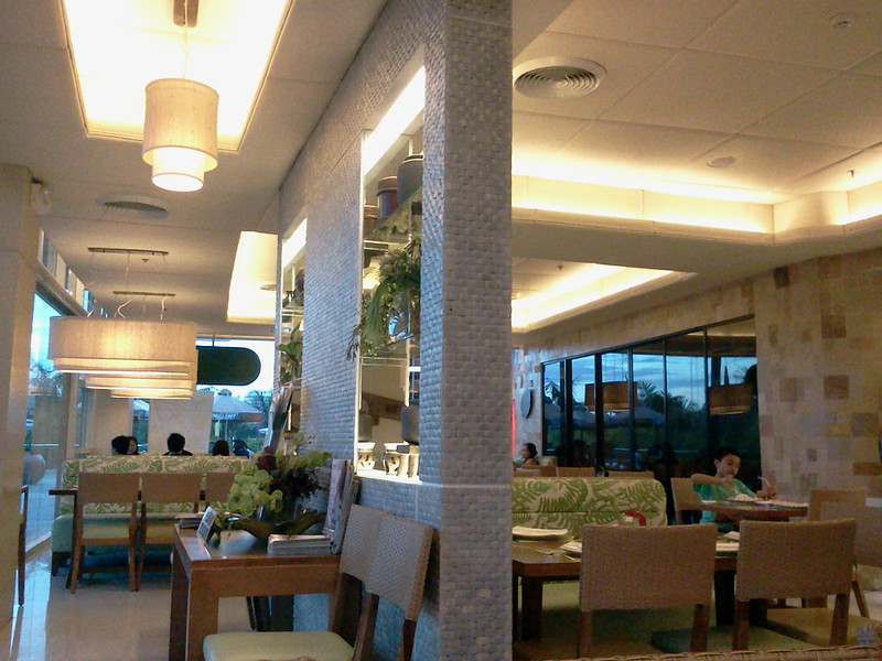 Cafe Laguna Restaurant at Abreeza Mall Davao
