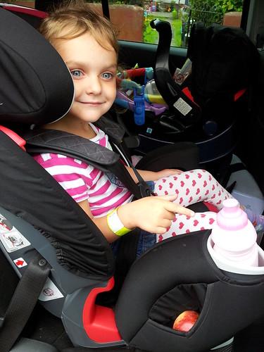 , Graco Nautilus Elite Review – Stage 1 Caitlyn