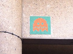 Space invaders's hunt in Paris