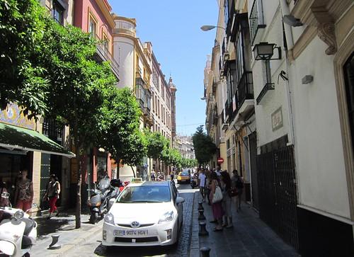 セビーリャの街並み 2012年6月6日 by Poran111