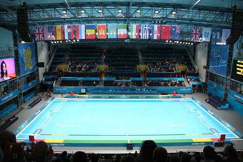 London 2012: Water Polo