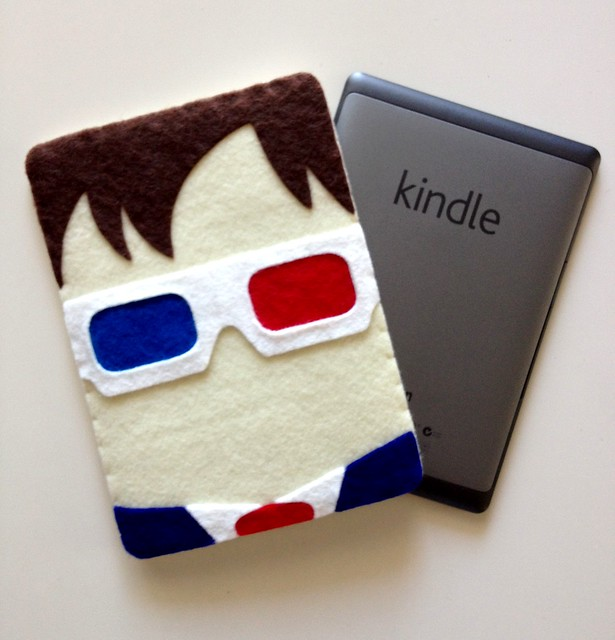 Dr Who David Tennant Kindle Cozy 1