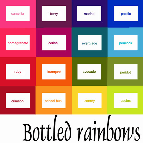 Bottled Rainbows button 2012