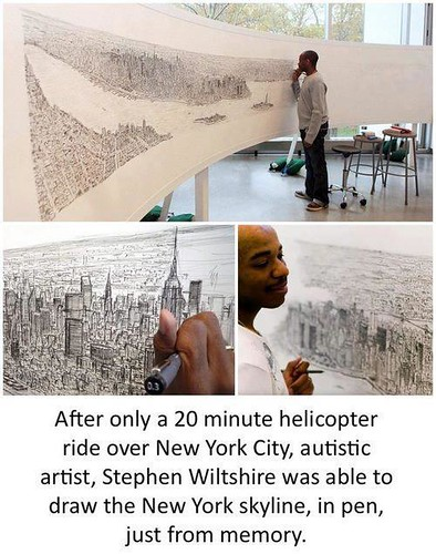 Autistic Artist or Artist Who Has ASD?