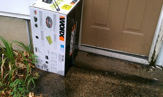 UPS package fail.