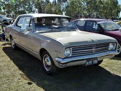 1968 Holden HK Kingswood sedan