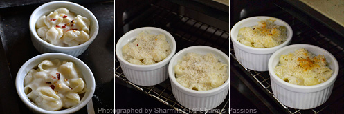 Baked Mac(Macroni) and Cheese - Step4