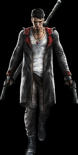 PlayStation All-Stars Battle Royale: Dante