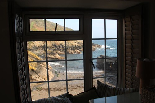 The Lugger Hotel Portloe Cornwall