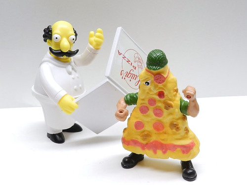 Food Fighters Private Pizza