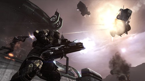 Latest Dust 514 Closed Beta Starts Today, Interacting with EVE Online