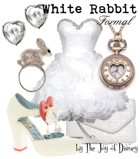 White Rabbit (Alice in Wonderland)