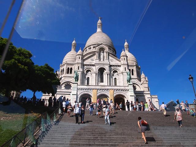 サクレ・クール寺院(Basilique du Sacré-Cœur de Montmartre)