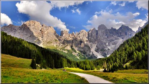 Val Venegia by Luigi Alesi
