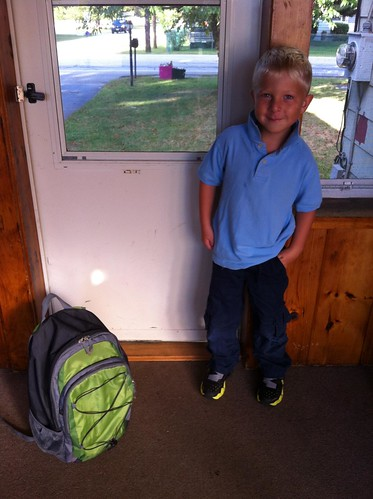 ready for Kindergarten!