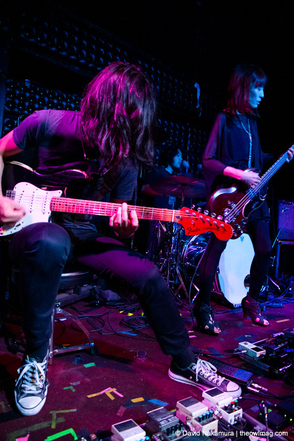Mono @ The Casbah, San Diego 10/8/2012