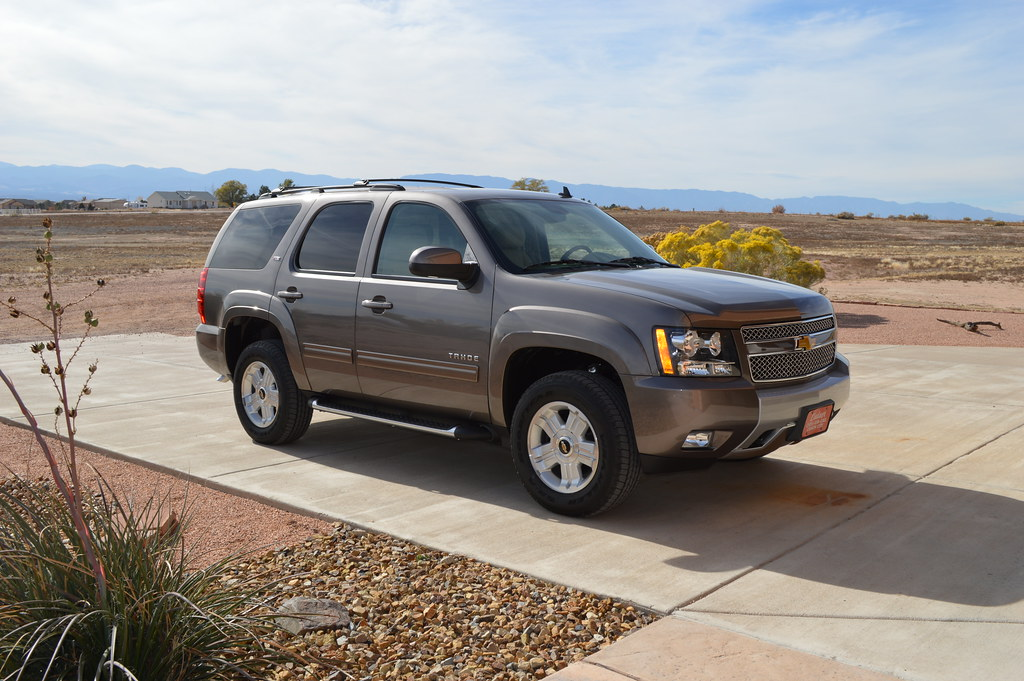 2013 Chevy Suburban Custom Luxury Conversion