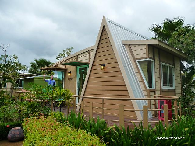 palm paradise resort krabi chalet