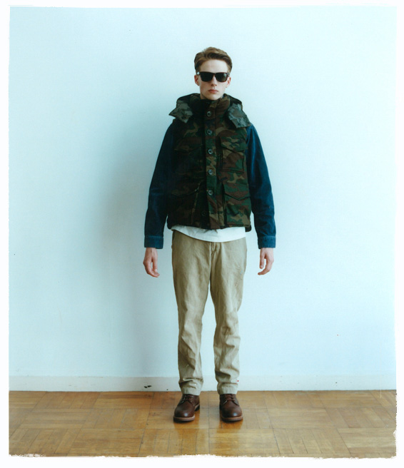 William 0016_BEAMS AW12_GAZ M.