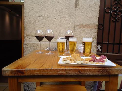 Logroño | Bar La Canilla | Cañas y vinos