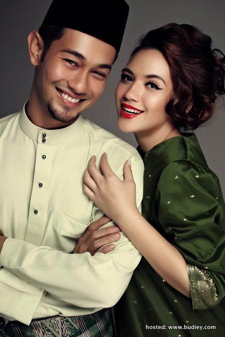 Gambar Pra Perkahwinan Farid Kamil & Diana Danielle