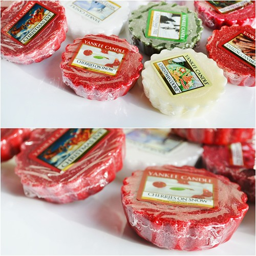 Yankee Candle Wax Tarts Christmas