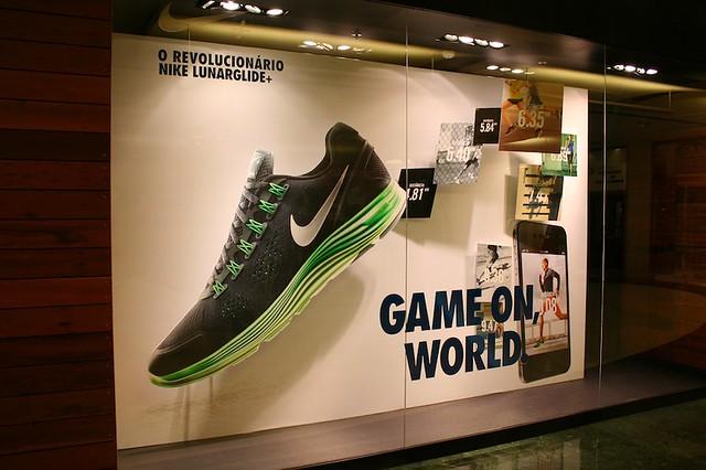 Nike Olimpíadas