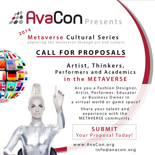 AvaCon - 2014 Metaverse Cultural Series