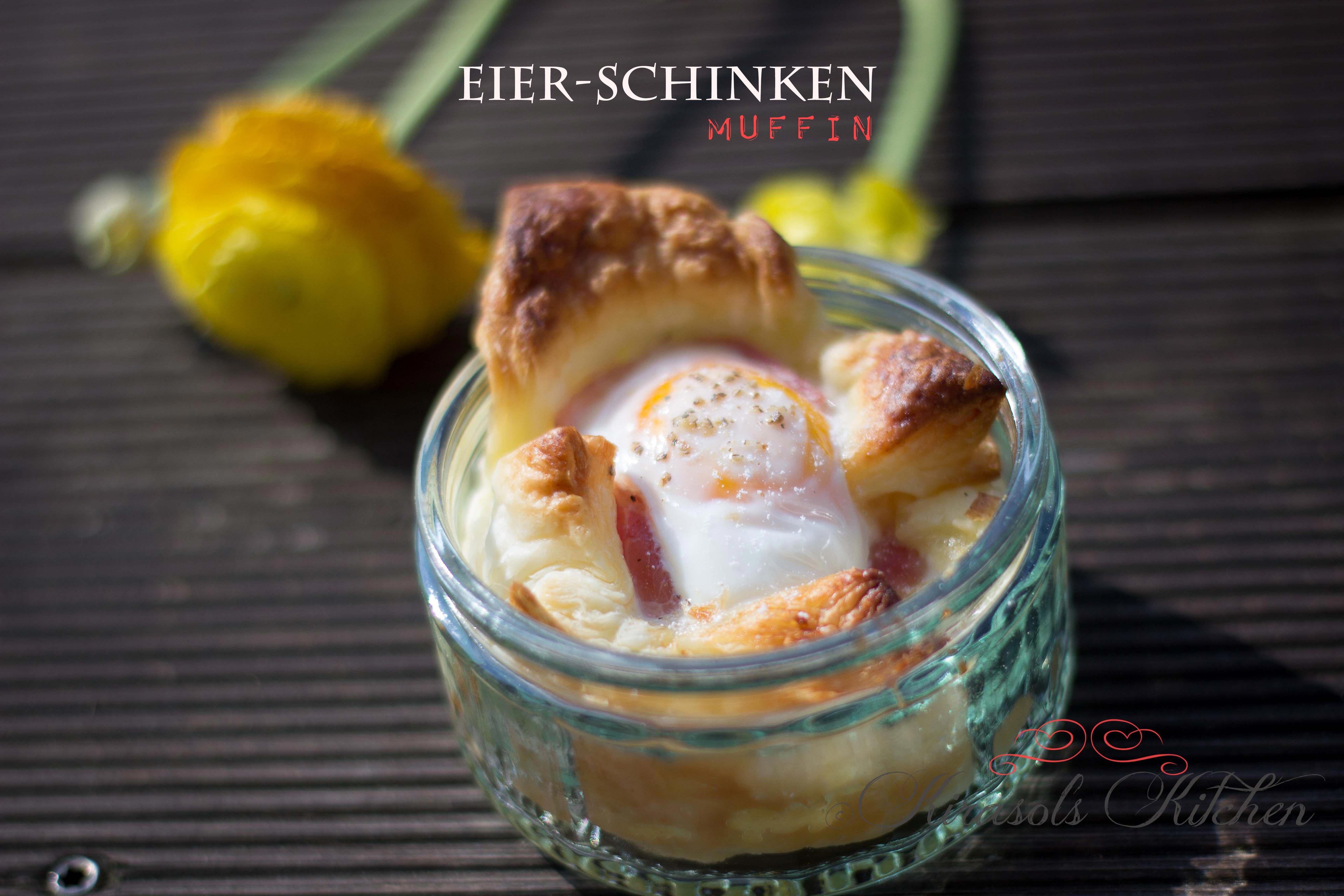 Eier-Schinken-Muffin