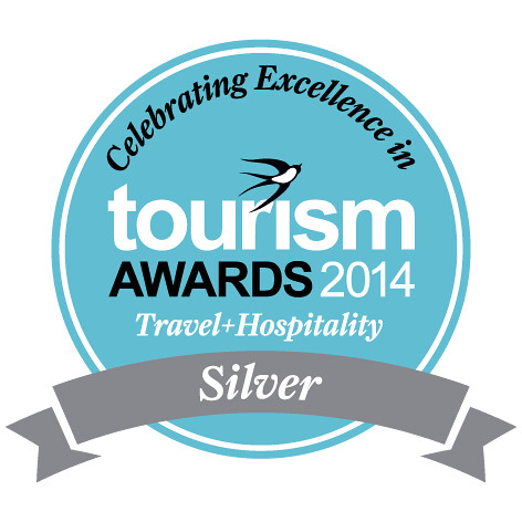 Tourism Awards 2014 - Silver Award Winner